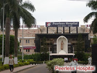 Peerless Hospital & B K Roy Research Centre