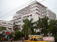 Rabindranath Tagore International Institute of Cardiac Sciences (RTIICS)