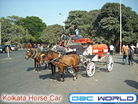Kolkata Horse Car